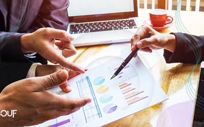 Gestão financeira analises de relatórios da empresa
